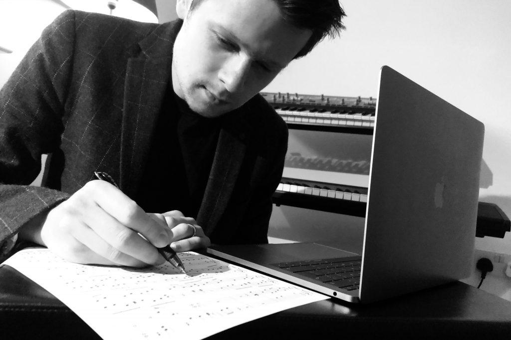 Custom Piano Songs and Soundtrack Music - James Roscoe